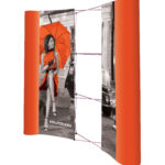 3×3 Pop up Display Package with Graphics-3434