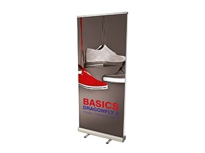 Double Sided Roller Banner Stands