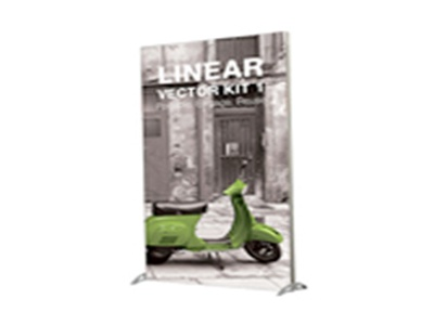 Linear Exhibition Displays