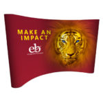 Trade show-3×4 Exhibition Pop-Up Display-Graphic s eb print display Package Graphics